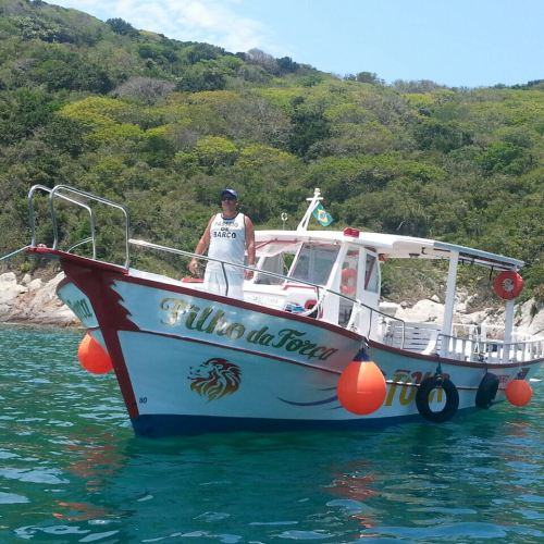 Barco Exclusivo (Arraial)
