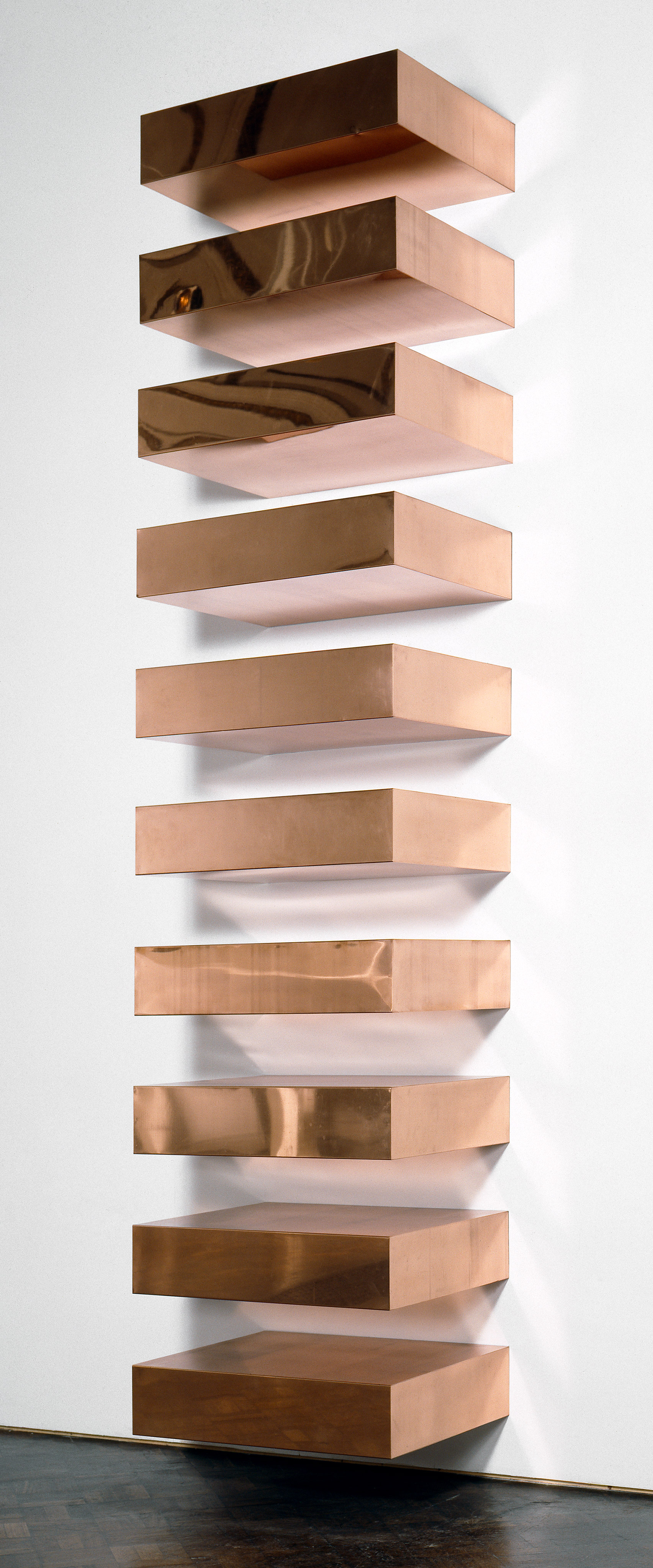 Untitled for Donald judd stack 1972