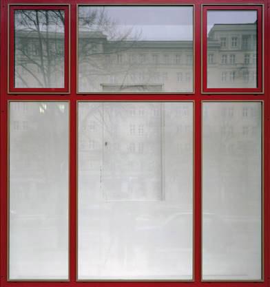 sabine hornig window with door