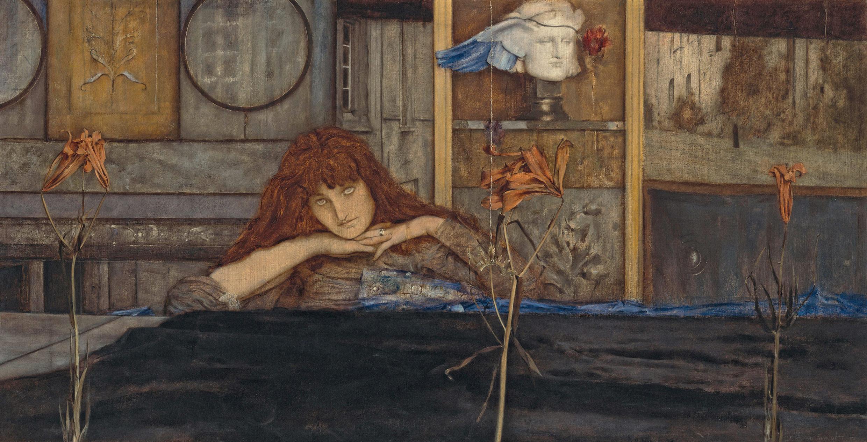Symbolist poetry and the salon de la rose croix for Salon rose croix