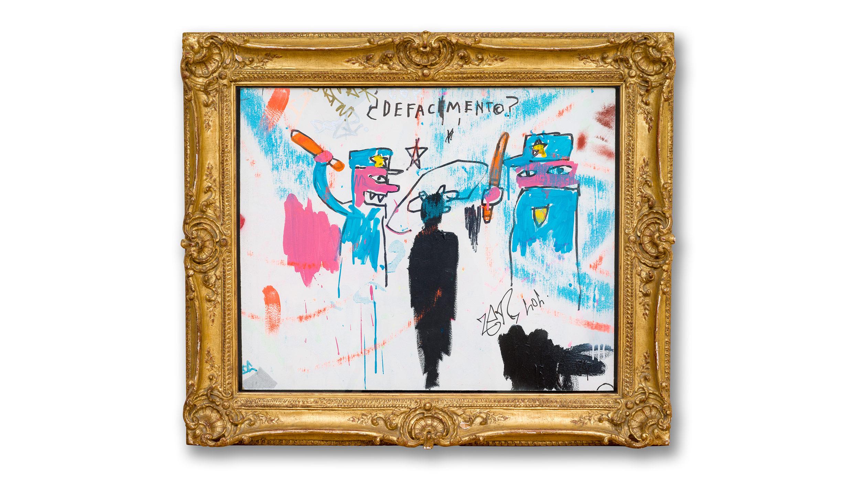 Basquiat U2019s  U201cdefacement U201d  The Untold Story