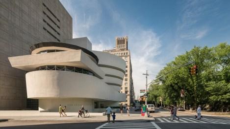 Solomon R. Guggenheim Museum, New York, 2016. Photo: David Heald