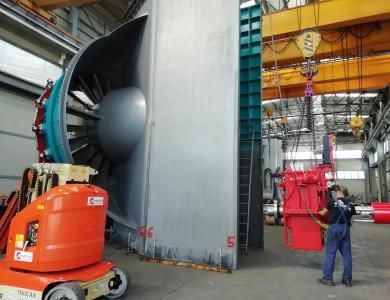 Serbia – Major order for (3) Kaplan Pit Turbines received