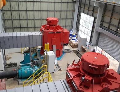 Filipinas – Exitosa puesta en marcha de 20 MW Bineng HPP