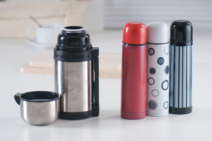 tipos de garrafa térmica de café