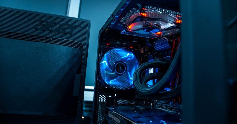 PC gamer inside