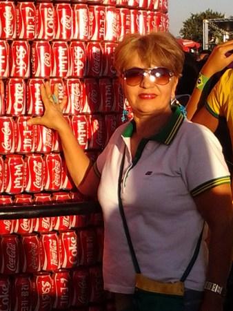 Fifa Fan Fest - Brasil x Chile - Foto 016