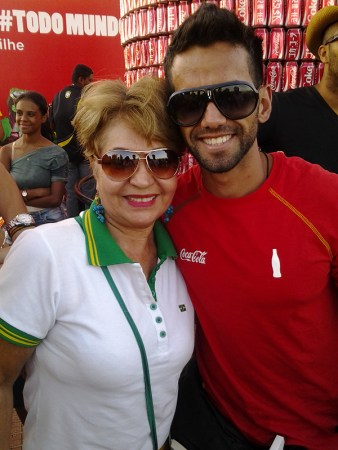 Fifa Fan Fest - Brasil x Chile - Foto 036