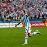 """Uma hora de Messi é suficiente, e Argentina bate a Nigéria """"em casa"""""""