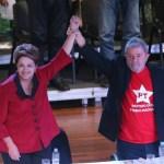 PT faz convenção para oficializar a candidatura de Dilma à reeleição