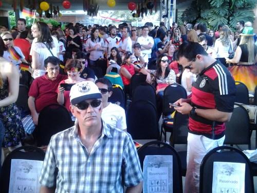 Alemanha x Argentina - Foto 005