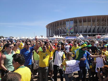 Argentina x Bélgica - Foto 045