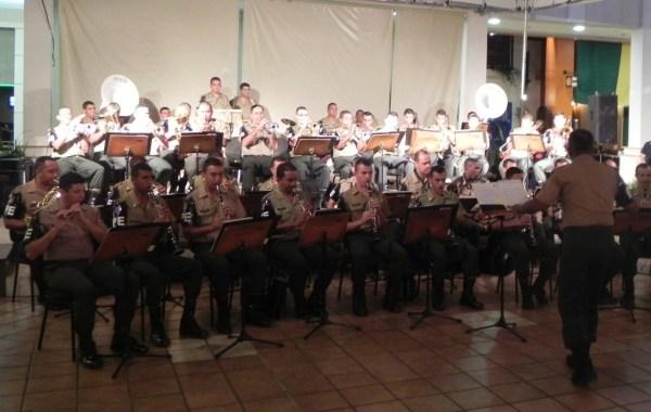 Banda do Exército - Crédito Divulgação