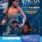 Paula Fernandes – Lançamento seu novo CD e Show