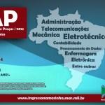 Marinha do Brasil: inscrição para nível técnico