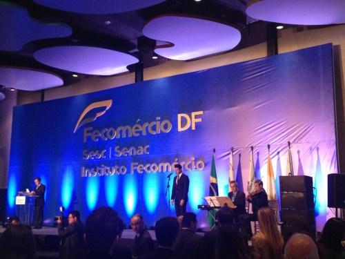 Posse Diretoria Fecomércio - Foto 015