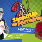 Stand UP do Ferreira, com fábio Güeré