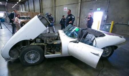 Jaguar XK-E 1967
