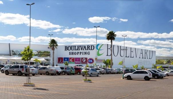 Boulevard Shopping sedia seletiva de Agência de Modelos
