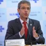 Ministério anuncia o primeiro caso suspeito com vírus Ebola