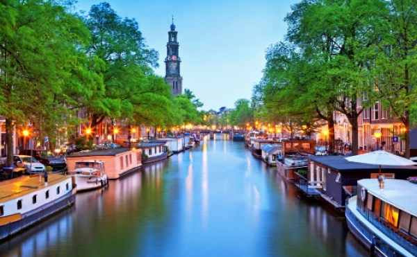 Amsterdan Países Baixos - Guia BSB.net