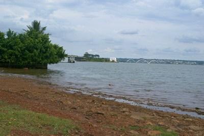 Lago paranoá, Prainha