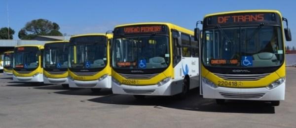 rodoviários entram em greve, Pioneira - Guia BSB.net