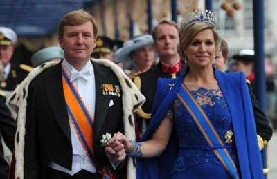 Rei da Holanda - Países Baixos - Guia BSB.net