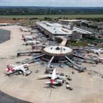 Aeroporto de Brasília, um voo a cada minuto