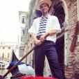 A alma de Veneza é o gondoleiro e gôndola - Guia BSB.net