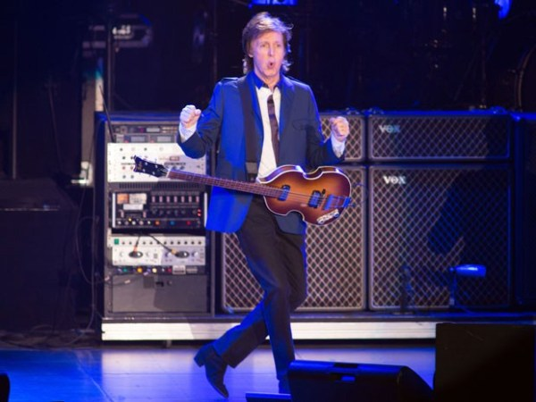 Paul McCartney no Rio de Janeiro - Guia BSB.net
