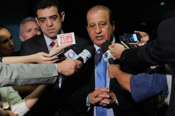 Presidente do Tribunal de Contas da União (TCU), Augusto Nardes
