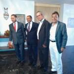 Despedida do Embaixador da Argélia
