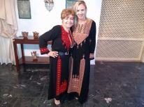 Jornalista Luzia Câmara e Vanessa