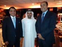 Embaixador do Kuaite, Ayadah M. Alsaidi, Diplomata dos Emirados Arabes Unidos e Embaixador do Egito