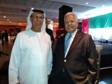 Embaixador Emirados Árabes, Sultan Rashid, Embaixador do Qatar