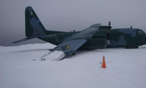 Hercules c 130 acidente - Guia BSB.net