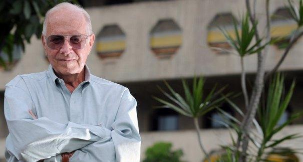 Aloysio Campos, fundador da Rede Sarah, faleceu neste domingo (25/01) - Foto: Correioweb