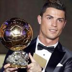 Cristiano Ronaldo confirma favoritismo e fatura a Bola de Ouro