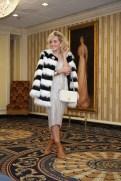 a fashionista Angelica Ferrer
