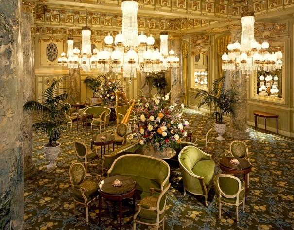 Histórico Hotel Willard em Washington DC