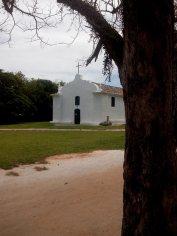 Trancoso - Perspectiva da Igreja de São João Batista dos Índios