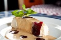 ALEXANDRE ALBANESE - Nossa Cozinha Bistrô - Cheesecake - Foto: Rafael Lobo Zoltar Design