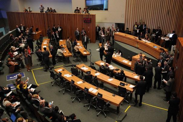 Refis é aprovado na Câmara Legislativa - Foto: Renato Araújo / Agência Brasília