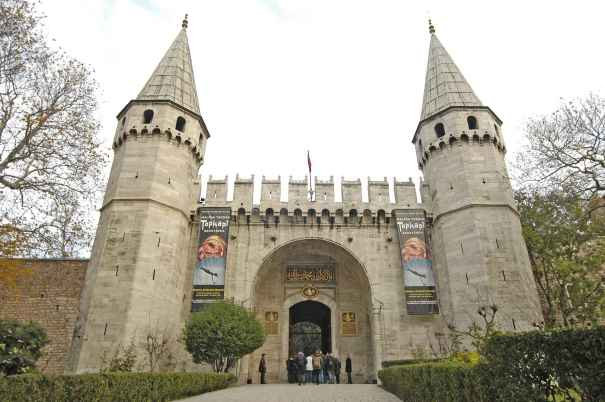 Palácio de Topkapi - Foto: Internet
