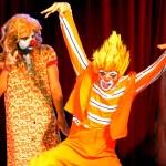 Circo KHRONOS no Boulevard Shopping