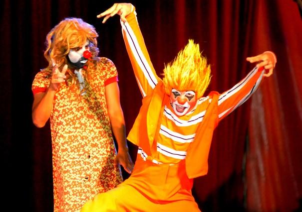 Circo KHRONOS - Foto: Divulgação