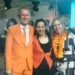 Embaixada do Reino dos Países Baixos comemora o Dia do Rei