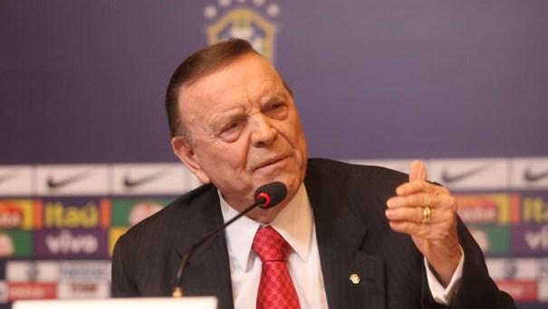 O ex-presidente da CBF José Maria Marin é um dos detidos - Foto: Internet