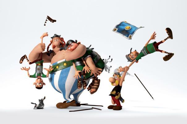 Asterix e o Domínio dos Deuses (Asterix – Le Domaine des Dieux) - Foto: Divulgação